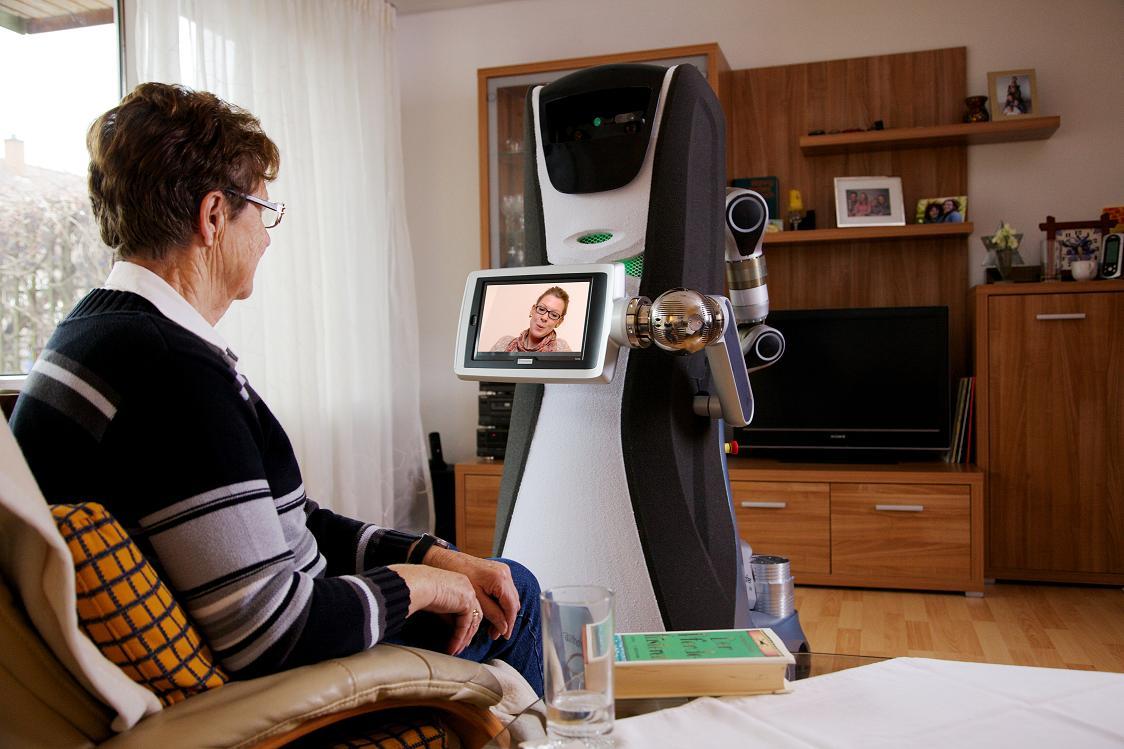 care elderly robots bot senior robot technology help health caring robotics elders aging communication using japan take silver source population