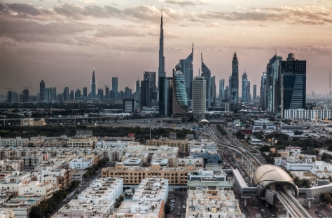Dubai, United Arab Emirates. Photo by Paolo Margari.