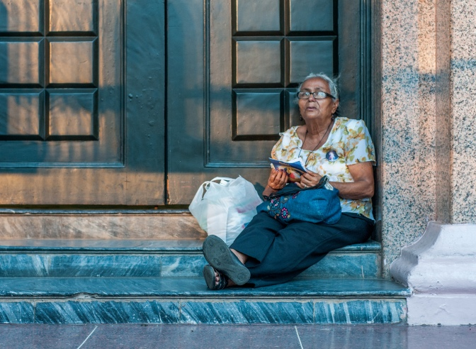 Venezuela's Economic Crisis Puts Older Populations-At-Risk