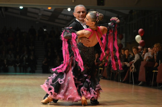 Effects of Dance on Health-Related Quality of Life